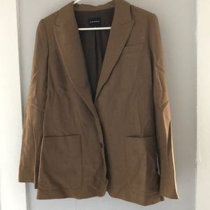 Club Monaco Camel colored blazer